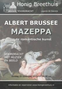 Poster Mazeppa