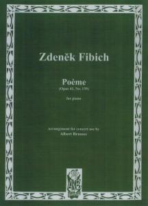 Cover Fibich; AB II-21